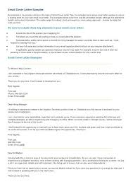 Apartment Manager Cover Letter Sample Email Hr Manager Creative