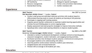 Exelent Temp Jobs Resume Examples Images Documentation Template