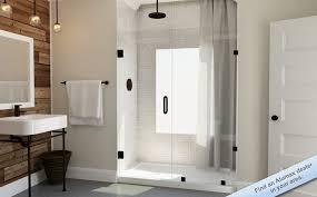 collection in bathroom shower door with shower doors bathroom enclosures and shower bath enclosures alumax