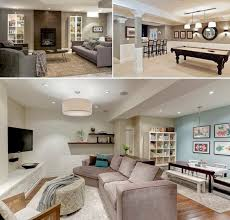 Home Basement Designs Adorable 48 Interesting Ideas For Decorating A Basement