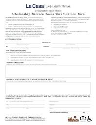 Community Service Form Adorable Church Volunteer Form Template Events Free Parent Cokolade