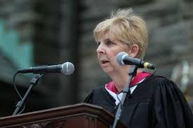 Associate Head of School and Dean of Students Priscilla Franklin Hindley  addressed the class of 2013 as The Mast… | Head of school, Dean of  students, Masters school