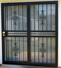 gate security for sliding glass doors