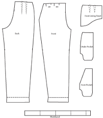 Pattern Pants Enchanting Front Pleated Trousers PDF Swing Pattern By Angela Kane