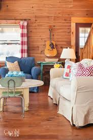 Red And Blue Living Room Decor Patriotic Living Room Decor Ideas Creative Cain Cabin