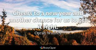 New Year Cheers Quotes