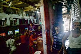 gaming in dhaka photo essay polygon video game dens are crammed into back alleys they are the only entertainment available to many