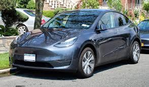 Tesla Model Y - Wikipedia