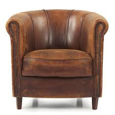 vintage leather club chairs. Art Deco Style Sheep Leather Club Chair By Joris Vintage Chairs C
