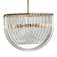 ethan allen chandelier acrylic black lisi