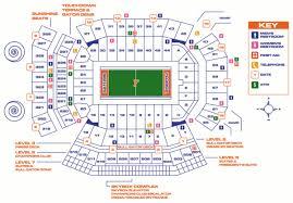30 Qualified Bryant Denny Stadium Map