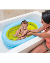 JUAL INTEX 48421NP BABY ON THE GO BABY BATHTUB SET