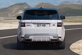 2018 land rover range rover sport. simple range on sale in australia from april next year the range rover sport lineup in 2018 land rover range sport