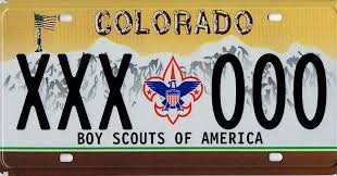 Colorado License Plate Designs Group Special License Plates Department Of Revenue Motor