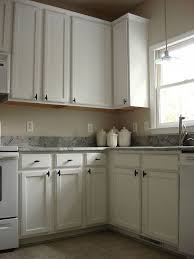 painted white kitchen cabinets. Old Oak Cabinets Painted White And Distressed, Diy, Kitchen Cabinets, Design, N