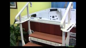 hot tub steps durable plastic safety step