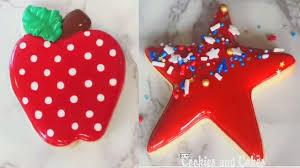 Top 5 Birthday Cookie Ideas In The World 2018 Best Sugar Cookies