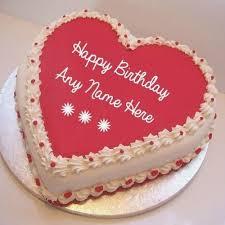 Write Name On Anniversary Cake Birthdaycakeformomgq