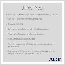 Here Are A Few Things You Can Do Your Junior Year Of High