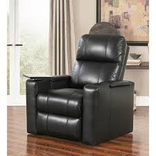 architecture leather theater recliners new seatcraft stanza home chairs 4seating for 0 from leather theater