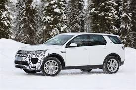 land rover discovery sport 2018. contemporary discovery land rover discovery sport prototype with land rover discovery sport 2018