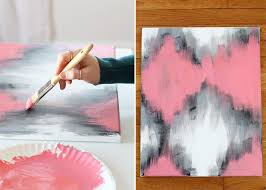 learn the basics of canvas painting ideas and projects homesthtics