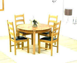 white circle dining table and chairs round gl set for 8 semi small used kitchen wonderful