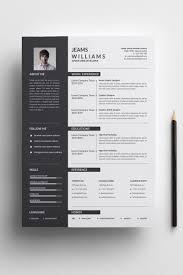 Adobe Indesign Resume Template Free Luxury Resume Resume Template
