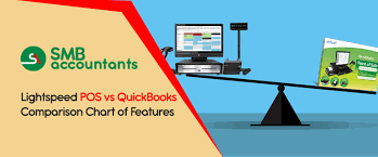 Lightspeed Pos Vs Quickbooks Comparison Chart Of Features