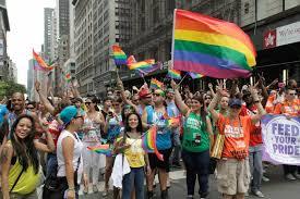 New york gay pride festival