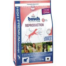 <b>Bosch Reproduction</b> сухой корм для <b>беременных</b> и кормящих собак