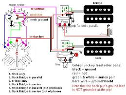 gibson pickups wiring diagrams wiring diagrams and schematics gibson humbucking pickups stew gibson guitar wiring diagrams