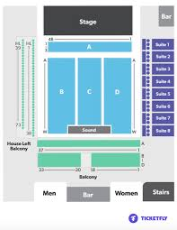 The Bomb Factory Seating Chart Generation Axe