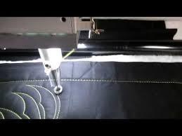 FMQ101 ( Video #34 - Scimitar Feather) Longarm Free Motion ... & #FMQ101 ( Video #34 - Scimitar Feather) Longarm Free Motion Quilting Video - Adamdwight.com