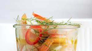 quick pickled shrimp recipe bon appé