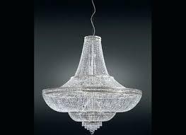 impressive mini crystal chandelier under modern design chandelier