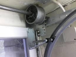 minimum ceiling height for 7 garage door drum clearance jpg