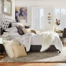 piece emmaline upholstered panel bedroom: homesullivan vinyl queen size platform bed in dark brown bwa
