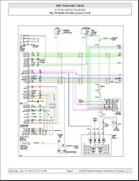 2001 chevy silverado wiring diagram radiantmoons me