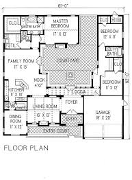 gorgeous spanish style home plans with courtyard villa sublaco 1 1215 period homes plan s 2350 s f 3