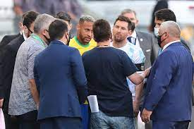Brezilya-Arjantin maçı yeniden oynanacak mı? Brezilya-Arjantin hükmen  galibiyet olacak mı? - Futbol Haberleri - Spor