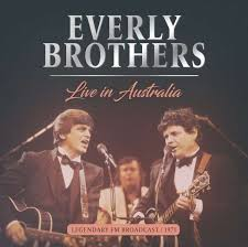 The singer's family told the los angeles times through a spokesperson this saturday that. The Everly Brothers Live In Australia 1971 Cd 2019