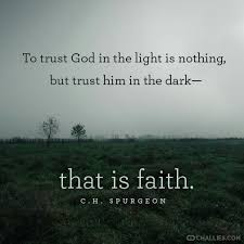 Trust In The Lord Quotes