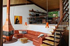 1970S Interior Design Fascinating That 48s Ski Chalet Groovalicious Time Capsule House