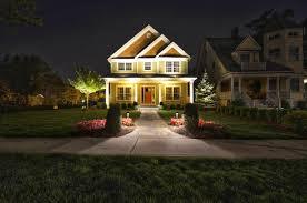 lighting in house. Outdoor Lighting In Montclair NJ House