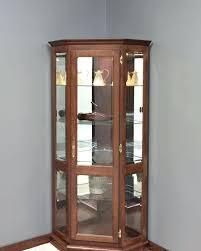 kitchen curio cabinet corner kitchen curio cabinet