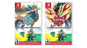 Reminder: Pokémon Sword And Shield's Physical DLC Bundles Are Available  Starting Today - Nintendo Life