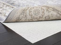 non slip surface rug pad photo of
