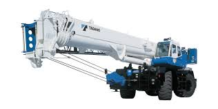 Rough Terrain Crane Gr 1000xl Tadano America Tadano