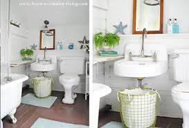 Bathroom Designs And Decor 76 Ways To Decorate A Small Bathroom Shutterfly